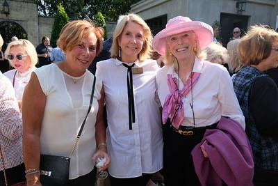 Paula Verrette, Diane Wittenberg and Molly Munger