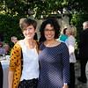 Tricia Keane and Michelle Garrett