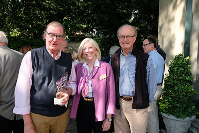 Max Brennan, Molly Munger and John Cooper