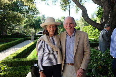 Bette Cooper and Steve English