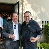 Rick Gould and Don Hahn