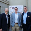 Kris Popovich, John Onderdonk and One Arroyo Foundation President Dan Rothenberg