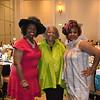 Debbie Williams, Diane Shelton and Jeane Ward