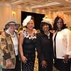 Mildred Dockery, Char Bland, Mary Latimore and Ashana Thorman