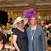 Gerri Edson and Faye Davidson