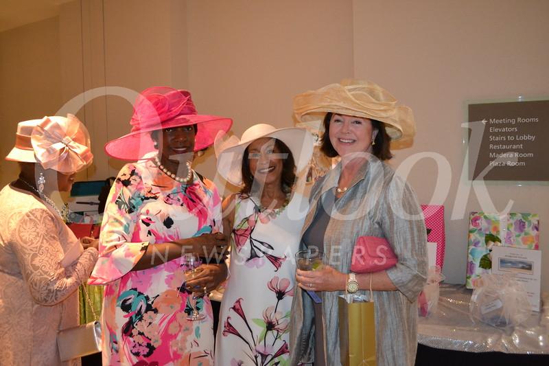 Yolanda Oliver, Kay Lee and Susan Osen