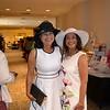 Tyra Henderson and Kay Lee