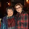 Linda Wah and Julie Kiotas