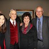 Janet and John Martin with Cecilia and Elvio Angeloni