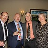 Michael Bush, Robert Blizinski, and Terry and Joanne Giugni