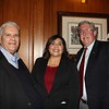 Paul DeJoseph, Dolores Ybarra and Mark Harmsen