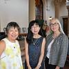Linda Wahm, Ritsuko Hirai-Toner and Pilar Ara