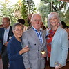Carol Liu, Michael Peevey and Diana Peterson-More