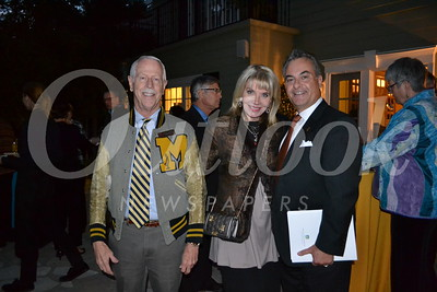 DSC_ Ross Selvidge with Nancy Davis and Rocky Cifone 1240