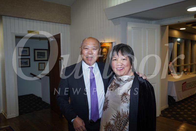 James Okazaki and Linda Wa