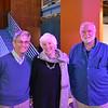 Benjamin and Robin Stafford with Brad MacNeil