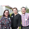 Carmen Vargas, A. Julie Kiotas and Javier Carbajal