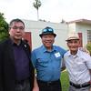 Raymond Kwan, James Okazaki and Takashi Okazaki