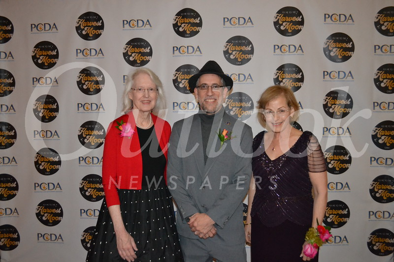 PCDA co-founder and Executive Director Diane Cullinane, Deputy Executive Director Christopher Perri, and co-founder and Director of Programs Mimi Winer