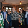 Julia Moreno Perri, David Galvez, Mimi Winer, John Plumb, Colleen Ferguson and Ron Margolis