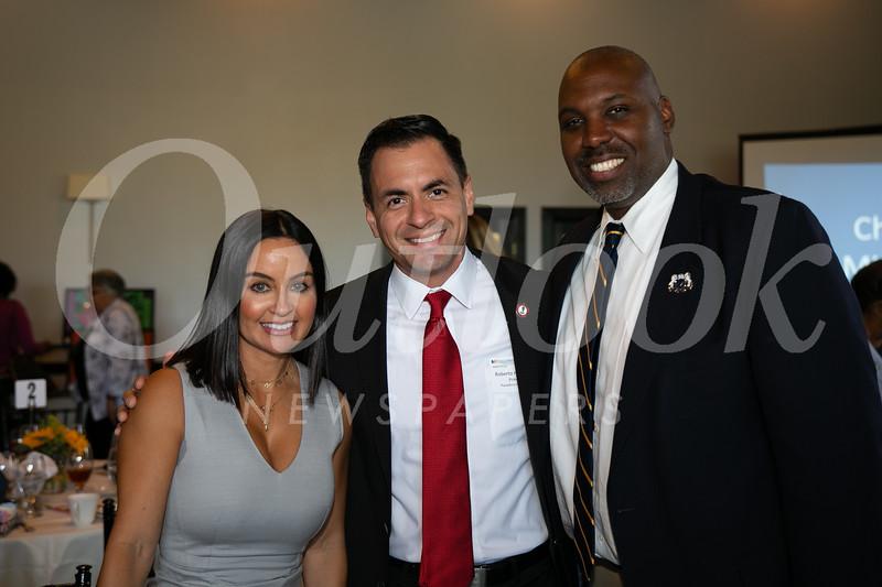 Alejandra Font, Robert Hernandez and Lawton Gray