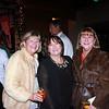Michelle Wien, Rebecca Harris and Marlene Evans