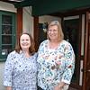Shelly Wingate and Ann Watson