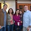 Ted and Olivia Boyce, Brandi and McKenzie Belangeri and Regan Franklin