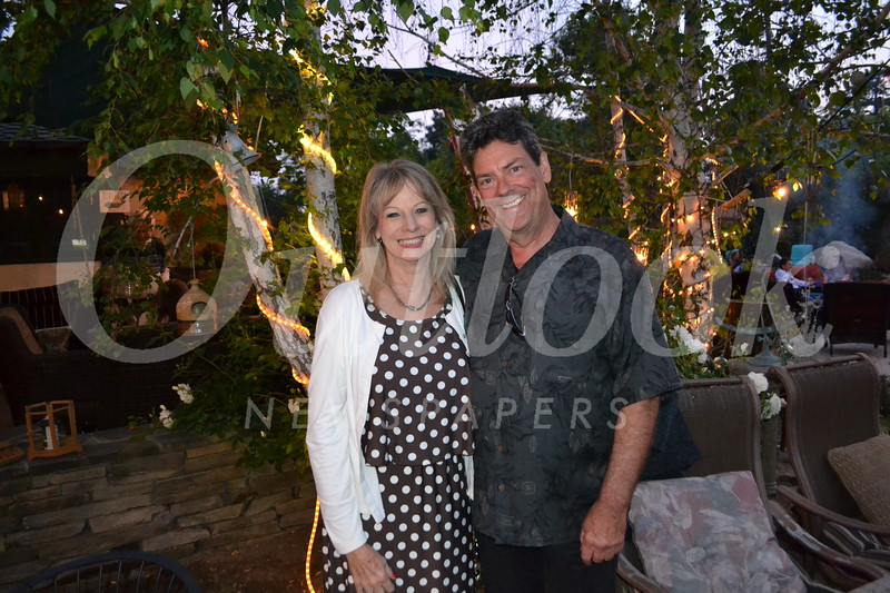 Suzanne Paine and Mike Perry