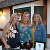 Sarah Moore, Stephanie Robertson and Cindy Adamson