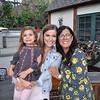 McKenzie Belangeri, Kaitlyn Bell and Madeleine Alcala