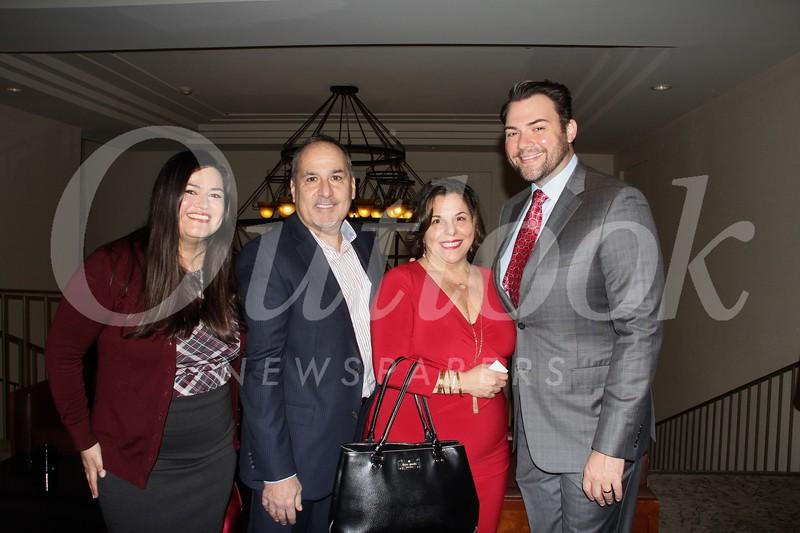 Hilda Hernandez, Ed Afsharian, Kal Antoun and Matt McIntyre