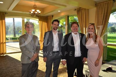 DSC_ John Hickey, David Krohn, David Booth and Lisa Diaz 1228