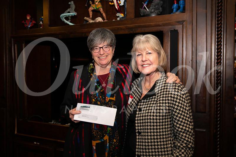 Senior Center: Annie Laskey and Ruth McNevin
