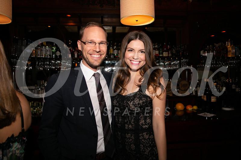 Jon and Miranda Butler