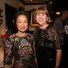 Cordelia Wong and Marlene Evans