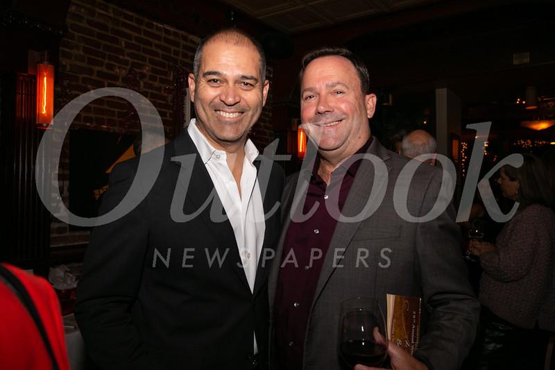 Gus Ruelas and Michael Williamson