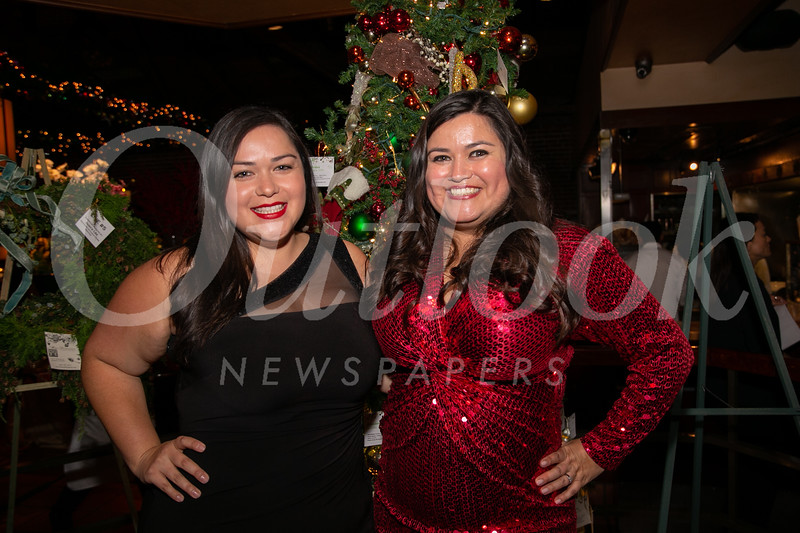 Hope de la Rosa and Hilda Hernandez