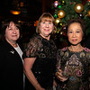 Rebecca Harris, Marlene Evans and Cordelia Wong