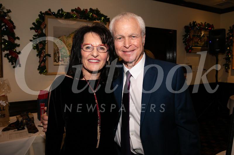 Marilyn Simon and Steve Fleishman