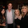 Pamela McSweeny, Nicholas Petralia, Josette Wolf-Petralia and Lori Ramirez