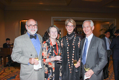 Michael Friedman, Elizabeth Short, Katie King and Torrey Sun