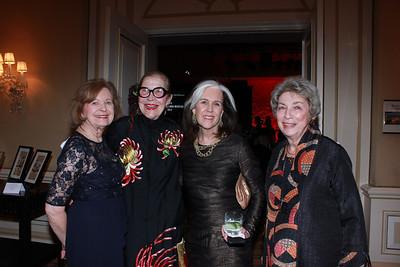 Celia Hunt, Carol Soucek King, Chris Benter and Priscilla Gibbs