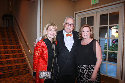 Nancy Davis, Glenn Keller and Bobbi Abram
