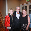 Nancy Davis, Glenn Keller and Bobbi Abram