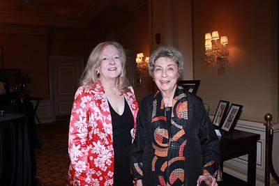 Cynthia Hunt Rudolph and Priscilla Gibbs