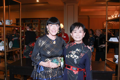 Gayle Roski and Mei-Lee Ney