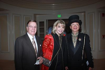 Harry Hathaway, Nancy Davis and Peter Lai