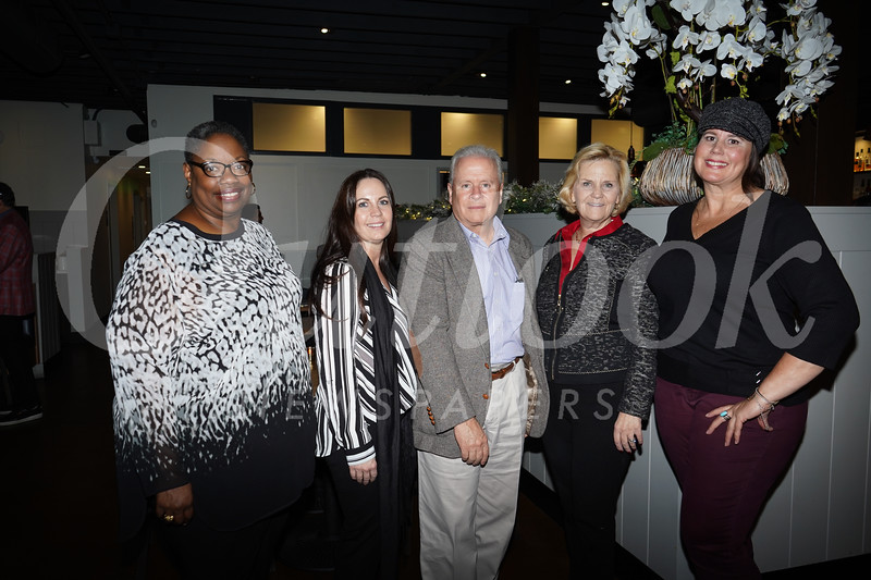 Denise Jackson, Kelly Logan, Jim Balla, Kris Giordano and Jennifer Goble