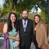 Wendy Ha, Pacific Oaks Children's Center Director Robert Boyman and Candy Ramirez